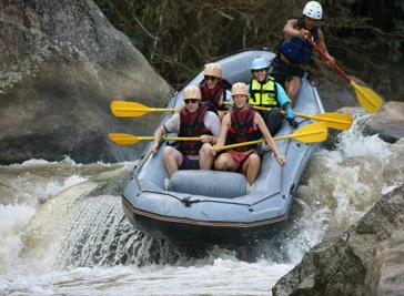 Siam River Adventures Co in Chiang Mai